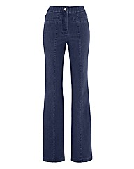 MAGISCULPT Bootcut Jeans Length 30in