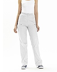 Alice Collins Roll Up Trousers 29ins
