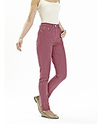 Straight Leg Trousers 27in