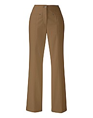 MAGISCULPT TROUSERS STRAIGHT LEG 27IN