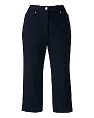 MAGISCULPT Crop Staight Leg Jeans19in