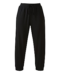 Crop Leg Leisure Trousers