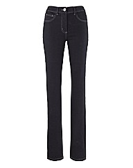 Erin Dual Slim-Leg Jeans Length 27in