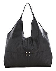 PU Slouch Shopper