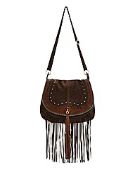 Over Body Tassel Bag