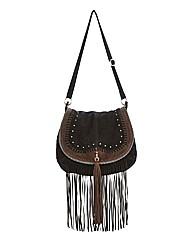 Over Body Tassel Bag