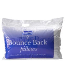 Slumberdown Luxury Pillow Pack of 2