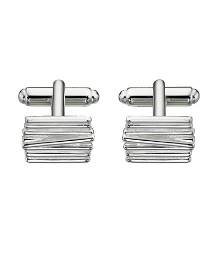 Fred Bennett Wrapped Wire Cufflinks