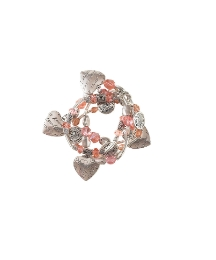 Joe Browns Scatter Heart Bracelet