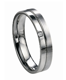 Fred Bennett Stainless Steel Ring