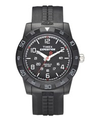 Timex Expedition Gents Black Strap Watch