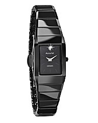 Accurist Ladies Diamond Set Watch