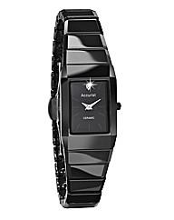 Accurist Ladies Diamond Set Watch