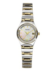Accurist Ladies Bracelet Date Watch