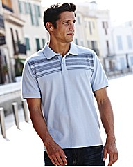 Southbay Short Sleeve Pique Polo Shirt