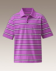 Premier Man Short Sleeve Polo Shirt