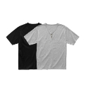 Southbay Pack of 2 Y-Neck T-Shirt