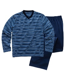Premier Man Knitted Pyjamas