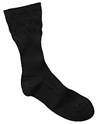 HJ Hall Pack of 2 Extra Roomy Socks