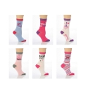 Pack of 4 Kids Hannah Montana Socks