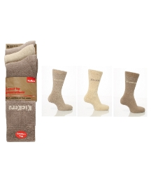 Pack of 3 Kickers Cushion Leisure Socks