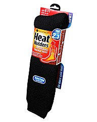 Mens Long Thermal Heat Holder Socks