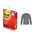 Long Sleeve Thermal Heat Holder Top