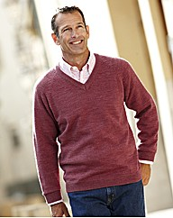 Southbay V Neck Sweater Regular