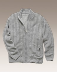 Southbay Fleece Lined Cardigan