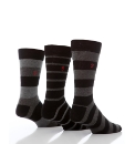 Farah Pack of 3 Jaquard Socks