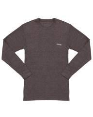 Jeep Long Sleeve Thermal T-Shirt