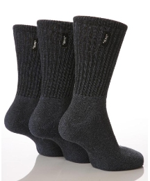 Jeep Pack of 3 Vintage Leisure Socks