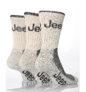 Jeep Pack of 3 Luxury Terrain Socks