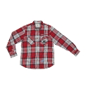 Grey Hawk Check Shirt