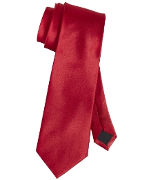 Kensington Satin Tie Regular