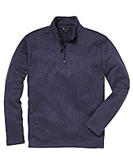 Southbay Fleece Zip Neck Sweater