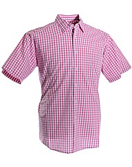 Bar harbour Half Sleeve Check Shirt
