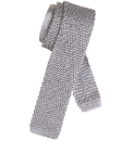 Knightsbridge Silk Knitted Tie