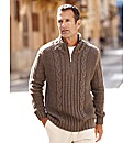 Southbay Zip Neck Sweater