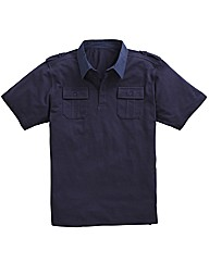 Premier Man Military Polo Shirt