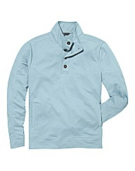 Southbay Button Neck Sweatshirt