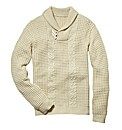 Shawl Neck Sweater
