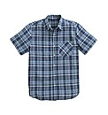 Southbay Short Sleeve Check Shirt Long
