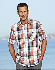 Southbay Short Sleeve Check Shirt