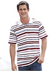 Southbay Stripe Polo Shirt