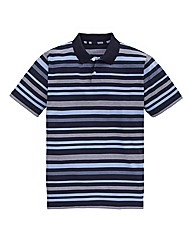 Southbay Stripe Polo Shirt