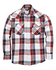 Southbay Long Sleeve Check Shirt