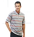 Premier Man Zip Neck Polo Shirt