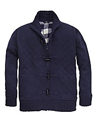 Southbay Check Lined Cardigan