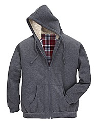 Southbay Check Lined Sweatshirt